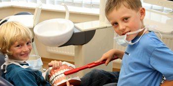 Kinderzahnheilkunde und Kinderprophylaxe